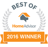 Big Dog Lock-N-Key is a Best of HomeAdvisor Award Winner